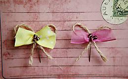 Pierka - Originálne svadobné pierka pre hostí #3 - 5418347_