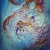 Obrazy - love blues - 5418874_