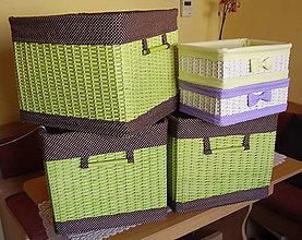 Košíky - Kôš na prádlo - 5417432_