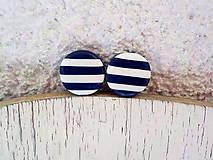 námornícke ďobky (tmavo modrá)