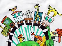 Detské oblečenie - Zvieratká na výlete - 5420861_