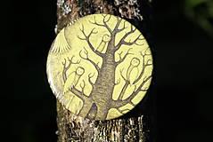 Odznaky/Brošne - Placka Sovy - 5422059_