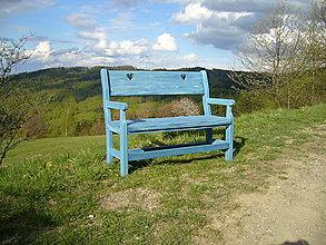 Nábytok - Lavica nebeská - 5421390_