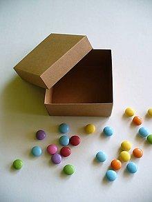 Krabičky - prírodná krabička - 5421814_