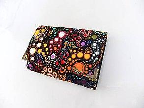 Peňaženky - Bublinkové šuměnky MULTICOLOR - peněženka - 5423221_