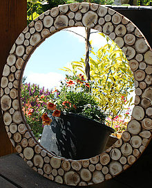 Zrkadlá - Zrkadlo - odrezky - 5424143_