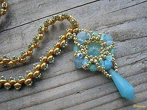 Náhrdelníky - Vášnivé nebo...náhrdelník - 5427397_