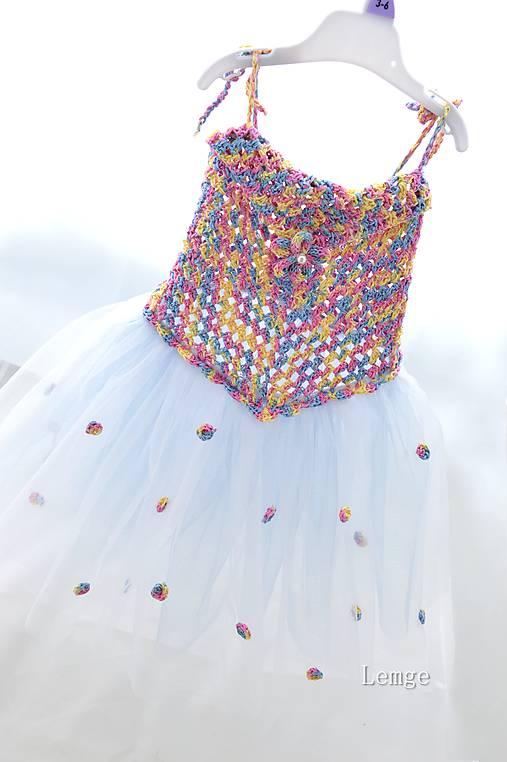 883ccef6b696 Letné šaty ×× Candy   lemge - SAShE.sk - Handmade Detské oblečenie