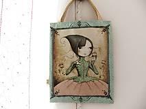 Detské tašky - Mirabelle II. - romantická, menší taška - 5427879_