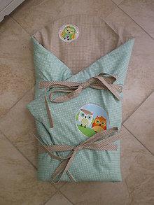 Textil - Zavinovačka na želanie - 5426221_