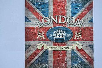 Papier - Servítka LONDON - 5430446_