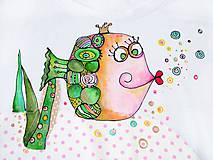 Detské oblečenie - Kráľovná Rybka - 5431344_