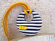 DONUT pre námorníčku  (s mašličkou)