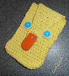 Na mobil - Púzdro na mobil kačička - 5432571_