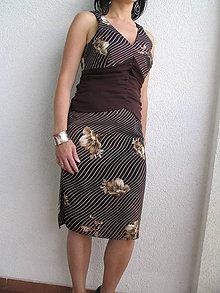 Šaty - Top so sukňou - 5431799_