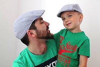Doplnky - Bekovky pre tatina a syna - 5431802_