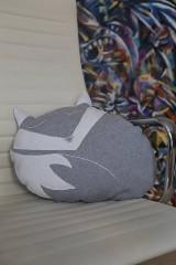 Úžitkový textil - Vankúš líška Foxi - 5435238_