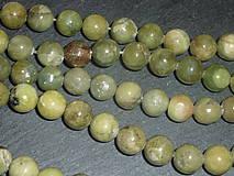 Minerály - Peridot 10mm - 5433581_