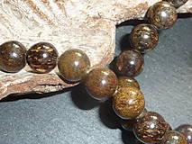 Minerály - Bronzit 10mm - 5434425_
