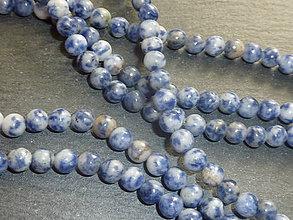 Minerály - Sodalit I 6mm - 5434247_