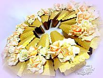 Papiernictvo - Rozkvitnutá dobrotka s vôňou ruží II. - 5432646_