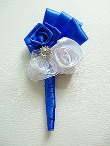 Kytice pre nevestu - svadobné pierko - 5432539_