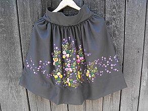 Sukne - sukňa kvetová - 50% - 5432383_