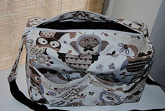 Nákupné tašky - S dvoma vreckami - 5435697_