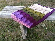 Textil - Deka pásikavá 2 - 5437427_
