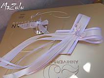 Pierka - svadobné pierko pre starostu v maslovom - 5440503_