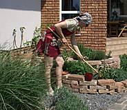 Iné oblečenie - Fanco šaty do záhrady - 5444406_
