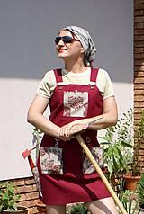 Iné oblečenie - Fanco šaty do záhrady - 5444411_