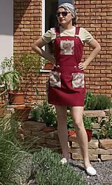 Iné oblečenie - Fanco šaty do záhrady - 5444413_
