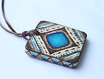 Náhrdelníky - Amulet  - El Sama Zaraa - 5444395_
