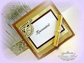 Papiernictvo - K promócii FOR HIM - 5446101_