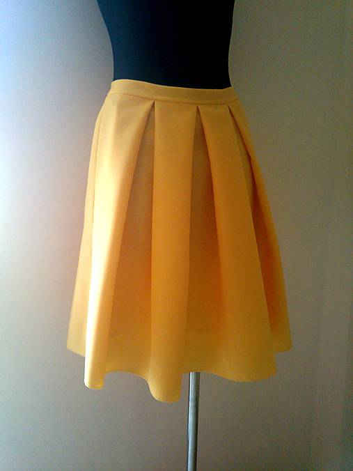 1e11a0663e57 Skladaná sukňa no. 4 - opäť v ponuke   fee - SAShE.sk - Handmade Sukne