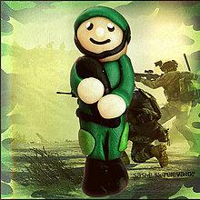 Hračky - Vojačik NA ZÁKAZKU - 5444627_