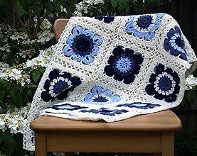 """Úžitkový textil - """"Karis"""" Deka ako maľovaná - 5447783_"""