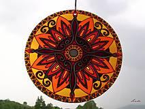 Dekorácie - Mandala Vnútornej Sily - 5448689_
