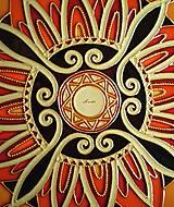 Dekorácie - Mandala Vnútornej Sily - 5448694_