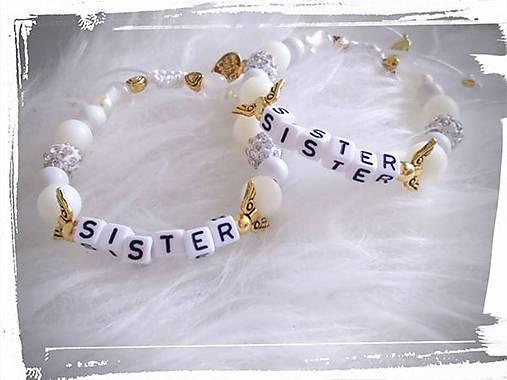 Sister  )   SasaFairyWorld - SAShE.sk - Handmade Náramky 4bc477e6407