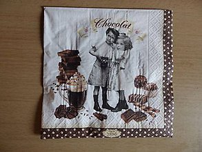 Papier - chocolat 2 - 5447600_
