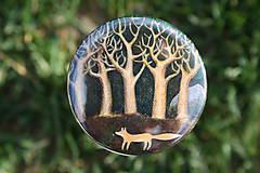 Zrkadielka - Zrcátko Liška pod stromy - 5450935_