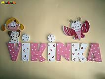Nápis - Vikinka