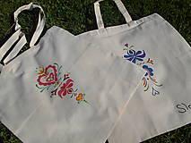 taška s ľudovým ornamentom