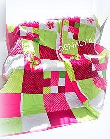 Textil - Prehoz z kolekcie Elizabeth 120x205cm - 5456069_