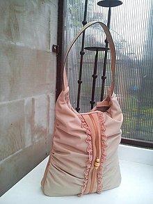Veľké tašky - Taška-karamel - 5455339_