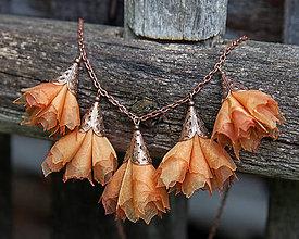 Náhrdelníky - Tanečnicový náhrdelník - 5455120_