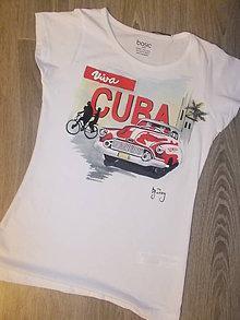Tričká - Cuba 1 - 5453364_