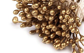 Iný materiál - Tyčinky - piestiky 130-150 ks - 5456079_